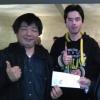 Pairs Winners - Magic pair Akito Oyama and Jahongir Vakhidov