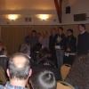 Dominic Lawson & prizewinners