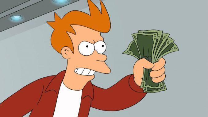Image courtesy of Matt Groening/Futurama